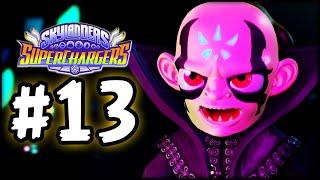 Skylanders SuperChargers - Gameplay Walkthrough - Part 13 - Eon Rescue!