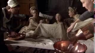 Birth Scene from 'The Tudors'