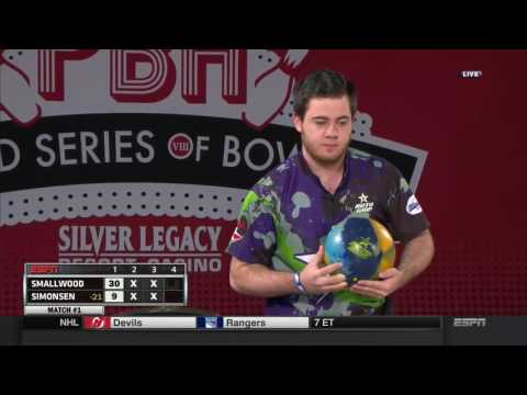 PBA Bowling World Championship 12 11