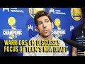 Download Warriors GM Bob Myers On No 28 NBA Draft Pick mp3