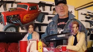 Most Armed Man in America Home and some of his oldies Museum
