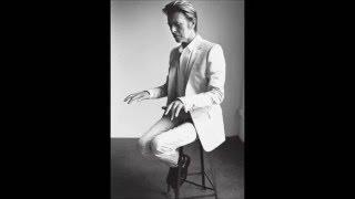 David Bowie - Blackstar - Piano Version
