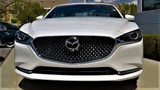 2019 Mazda 6: The Most Luxurious Mazda Yet!