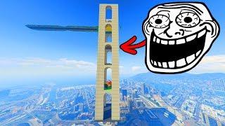 BIG TOWER TROLL !