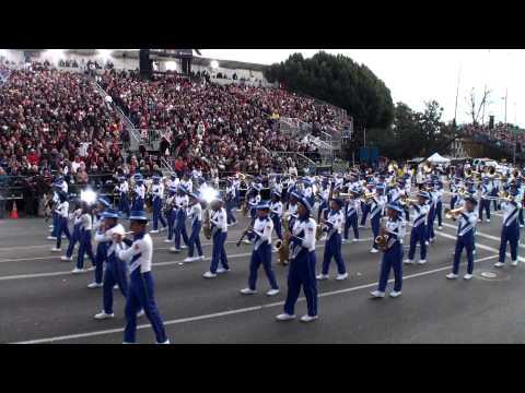 Banda El Salvador 2013 Pasadena Rose Parade
