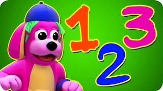 Number Songs | Learn Counting 1 To 10 | Popular Nursery Rhymes For Children by Raggs TV