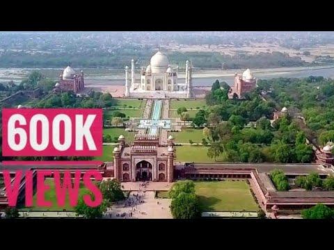 Xxx Mp4 Taj Mahal From Drone 39 S Eyes In 4k 3gp Sex