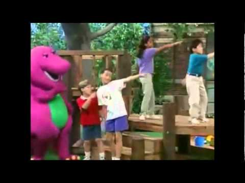 Barney Music Video Big and Little Remix