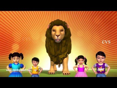 Animal Finger Family 3 Finger Family song Kids Songs Popular Nursery Rhymes from CVS