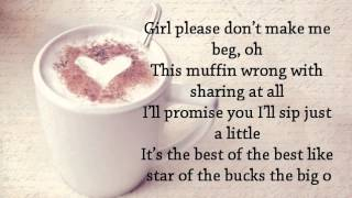 Ryan Higa Ft. Golden - Coffee Shop Love (Lyrics)