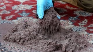 There's a disgusting amount of dust hidden in your carpets