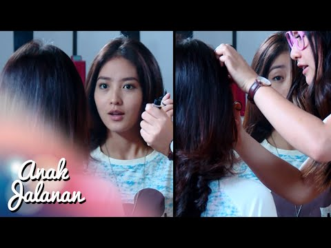 Keseruan Melly Make Up Reva Biar Cantik [Anak Jalanan] [26 Jan 2016]