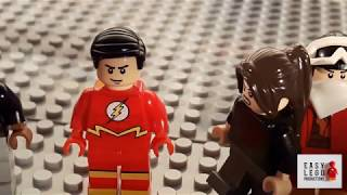 Lego The Flash Part 8 Versus Savitar
