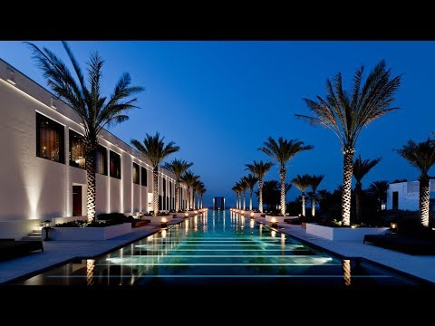 The Chedi Muscat Oman s most stylish hotel full tour FABULOUS POOLS