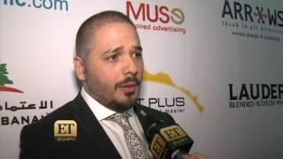 ET بالعربي - رامي عياش وابراهيم الحكمي في حفل Cael