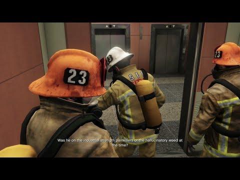 Grand theft auto v the bureau raid fire crew daikhlo for Bureau raid crew