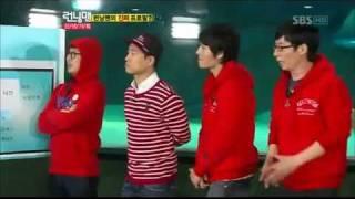 Song Joong Ki Dances Gee on Running Man
