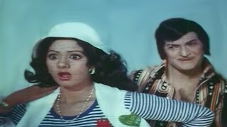 Vetagadu Movie  || Bangaru Baathu Guddu Video Song || NTR, Sridevi