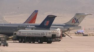American Airlines co-pilot dies during landing
