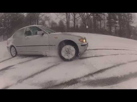 No AWD No ABS No Traction Control sNOw Problem