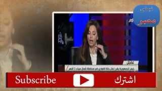 جيهان منصور ترد علي شماتة الاخوان عبر الفيس البوك : أنتم أحقر من اللي قتلوهم وجزمتهم برؤوسكم كلكم