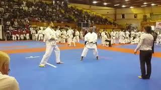 بطولة العالم للكراتيه. هنگاريا 2017