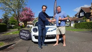Winner! Week 17 2015 - Porsche 911 Turbo! Win Your Dream Car!