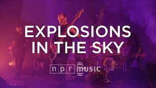 Explosions In The Sky: Full Concert | NPR Music Front Row
