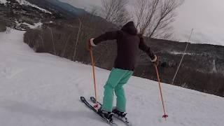2019 Ski Test - Atomic Vantage 90 Ti W