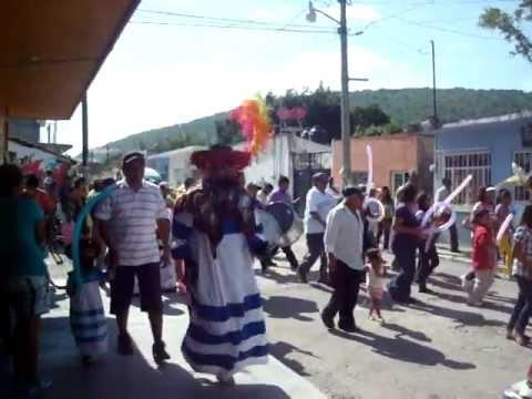 Chinelos de Tenextepango Morelos 2012