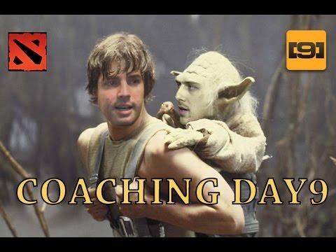 Purge teaches Day9 Dota- Episode 1  Laning