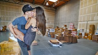 NEW $1,000,000 WAREHOUSE REVEAL!