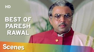 Best Paresh Rawal Scenes from Ghulam-E-Musthafa (1997) Nana Patekar | Raveena Tandon