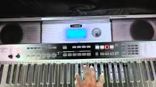 Raja lalkari ashi ghe by piano