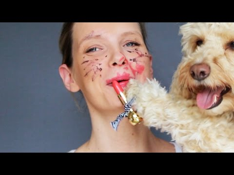 My Dog Does My Makeup