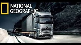 Mercedes Trucks / Megafactories (National Geographic HD)