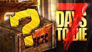 SECRET STASH! ★ 7 Days to Die - Alpha 15 (8)