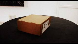 Magic Box (very short stop-motion animation)
