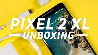 Google Pixel 2 XL Unboxing and First Impressions