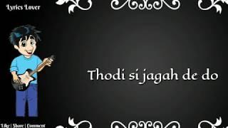 Mujhko barsaat bana lo lyrics  |Mujhe apne sirhane|Whats app status| love song | Satna king