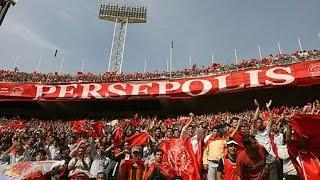 100 000 Persepolis F.C. Fans In The Azadi Stadium