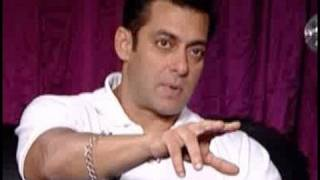 Salman Khan's  Exclusive Interview with zoOm