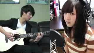 Romantic Song - Pixie Lott - Mama Do cover Megan Lee ft Sungha Jung