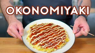 Binging with Babish: Okonomiyaki from Sweetness & Lightning