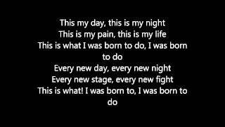 Steven Cooper   Born to Do Lyrics