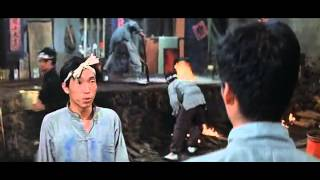 Jimmy Wang Yu - El luchador manco (Escenas)