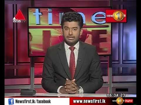 Xxx Mp4 News 1st Breakfast News Sinhala 16 11 2018 3gp Sex
