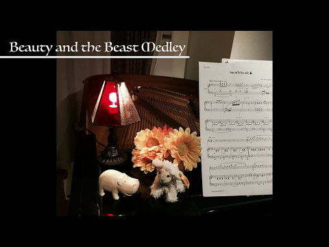 Beauty and the Beast Medley -for Fagotto & Piano- (『美女と野獣』より)