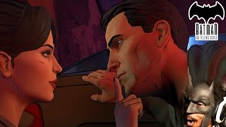 GIRL BRING ME THEM LIPS! huehue | Batman: The Telltale Series [Episode 2: Children of Arkham]