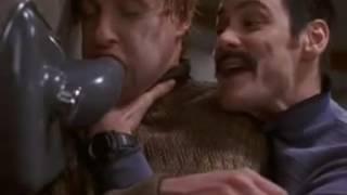 El Tipo del Cable - The cable Guy   El insoportable Jim Carrey vs Owen Wilson